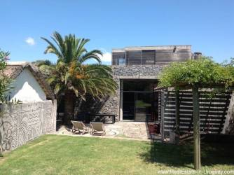 Home and Atelier with Ocean View in La Barra