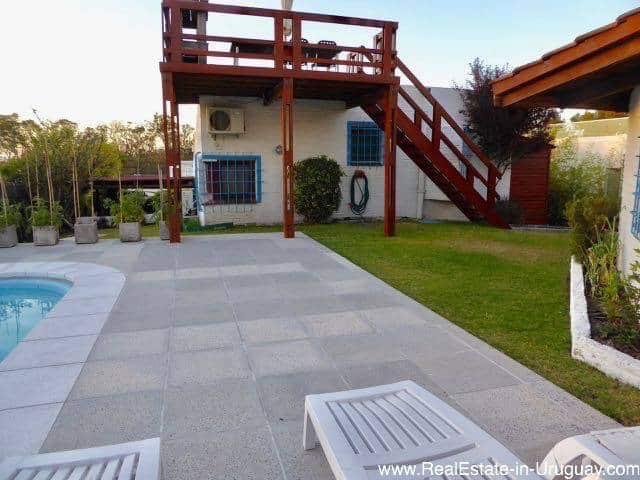 Beach House with Casita in Punta Ballena