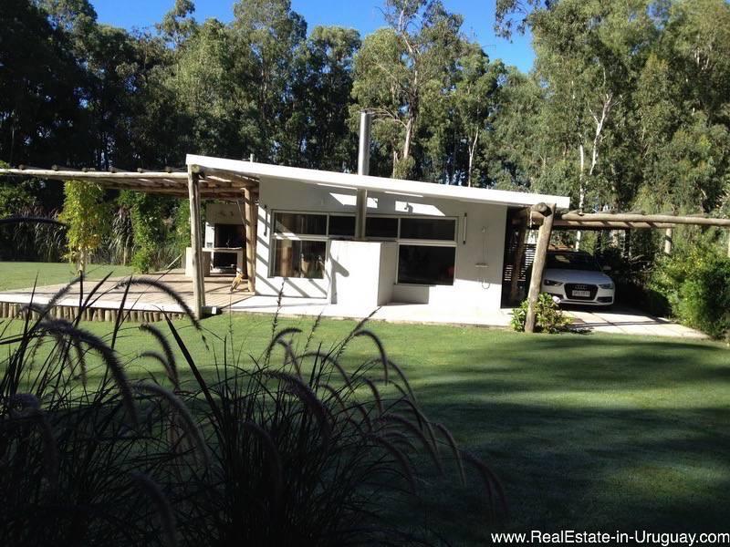 Home in a Quiet Area just Outside La Barra