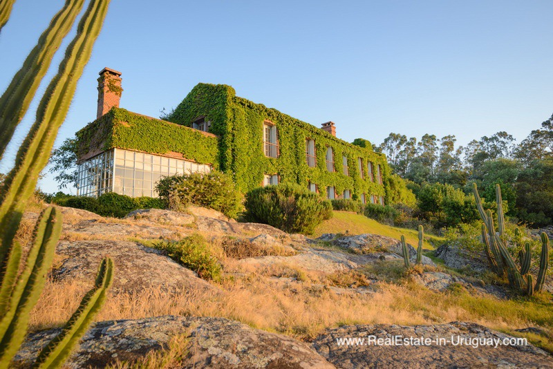 French Style Estancia next to Fasano with 100 Hectares
