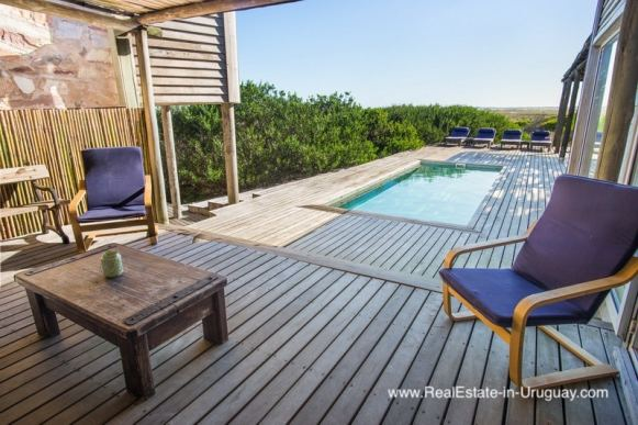 Beachfront Home in Priviliged Area in Jose Ignacio