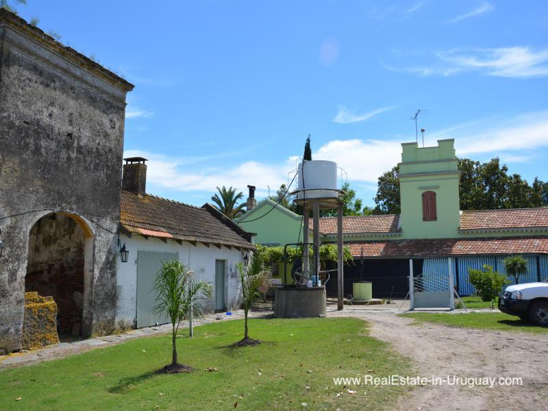 Unique Historic Farm along the San Juan River near Colonia