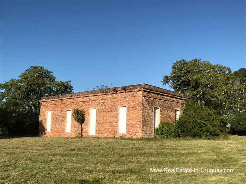 Historic Estancia for a Restoration Project outside La Barra