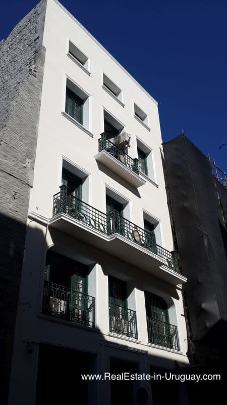 Commercial Building in Old Town Montevideo