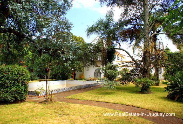 Casona Style Home in Carrasco Montevideo, Uruguay