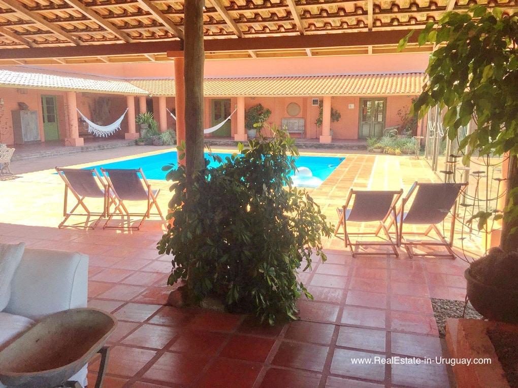 Hacienda Style Ranch in Best Area just Outside La Barra, Uruguay