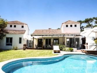 Mediterranean Villa in La Barra