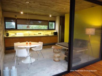 Modern Beach House in San Antonio near La Pedrera in Rocha