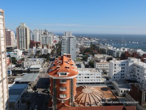 Apartment on the Peninsula in Punta del Este