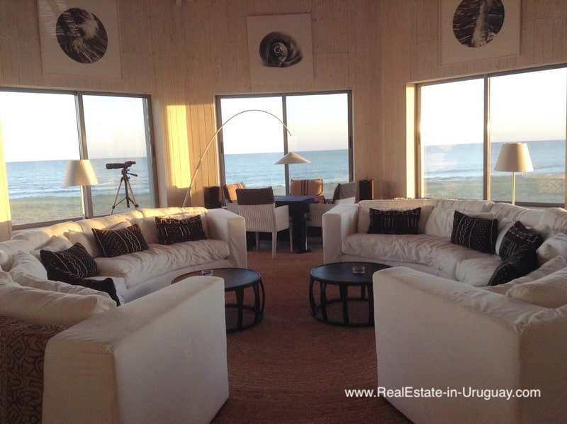 One of a Kind Beach Front Property near Punta del Este