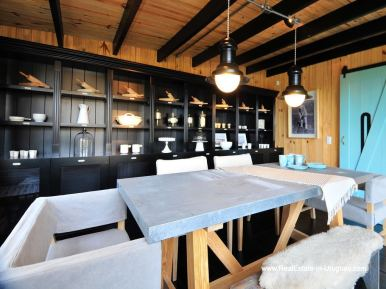 Renovated House operating as a Boutique Hotel in Montoya by La Barra
