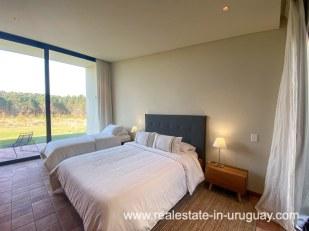 Guest bedroom of Las Carcavas