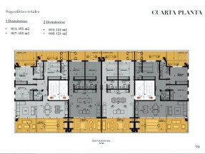 6119 13 New Apartment Alma de Manantiales by Architect Martin Gomez in Manantiales - Plan6