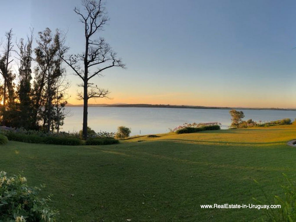 View of one of the Best Spots on Laguna del Sauce by Punta Ballena