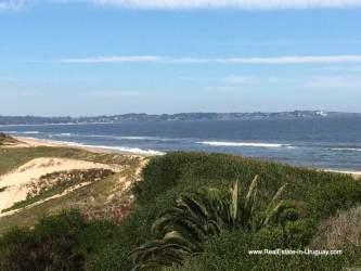Unique Beach Front Piece of Land in Portezuelo by Punta del Este