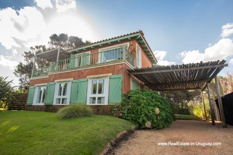 Home near La Petanque in La Juanita by Jose Ignacio