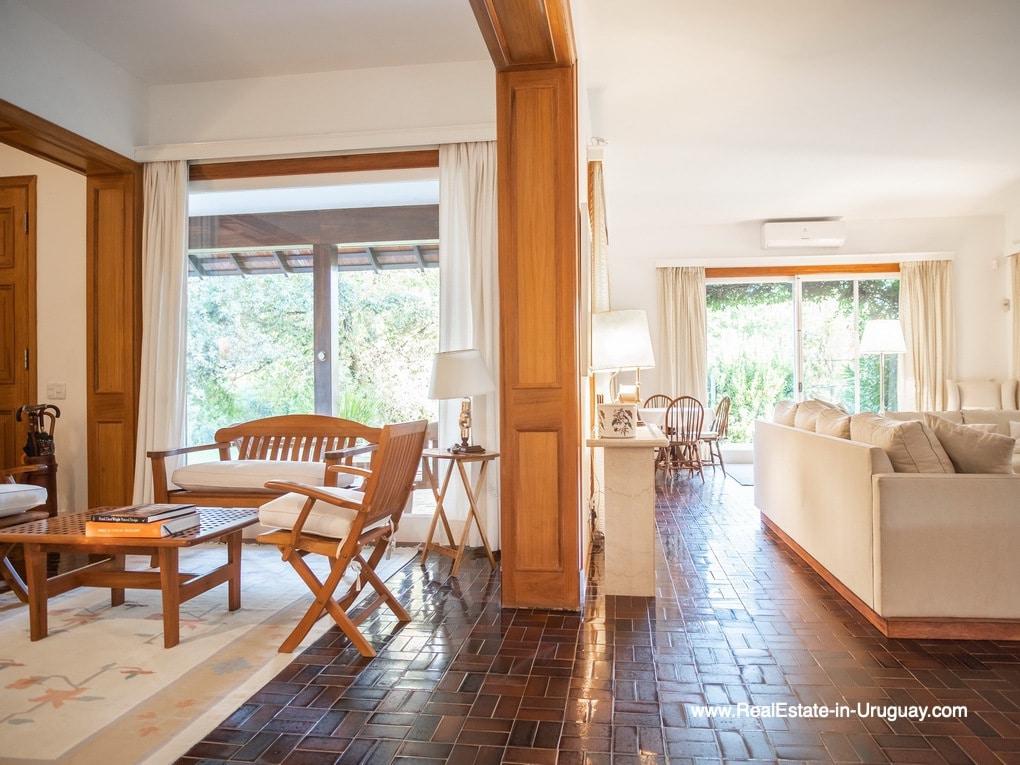 Living Large Property in the El Golf Area in Punta del Este