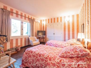 Bedroom of Magnificent House in El Golf in Punta del Este