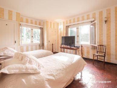 Bedroom 2 Magnificent House in El Golf in Punta del Este