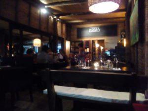 Restaurant Mistura Manantiales