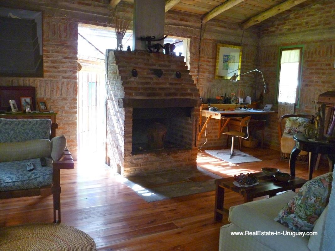 Living of Farm House in the Pueblo Eden Area