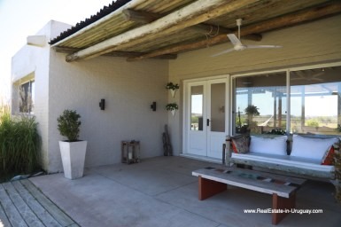 6500 Country House in Jose Ignacio with Lagoon Views - Entrance