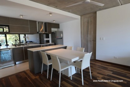 Dining of New Apartment in BE House in Punta del Este