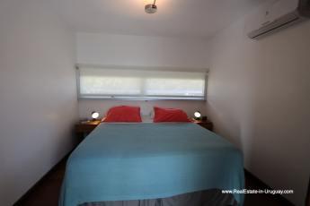 Bedroom of Modern Home in Santa Monica near Jose Ignacio on the Lagoon