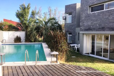 Pool of Home in El Chorro by Manantiales