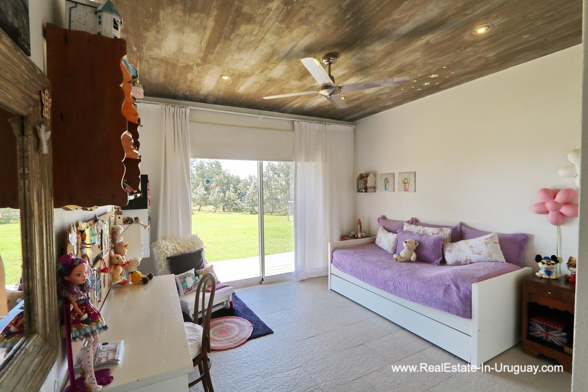 Guest Bedroom of Excellent Home in Pueblo Mio by the Golf Course La Barra