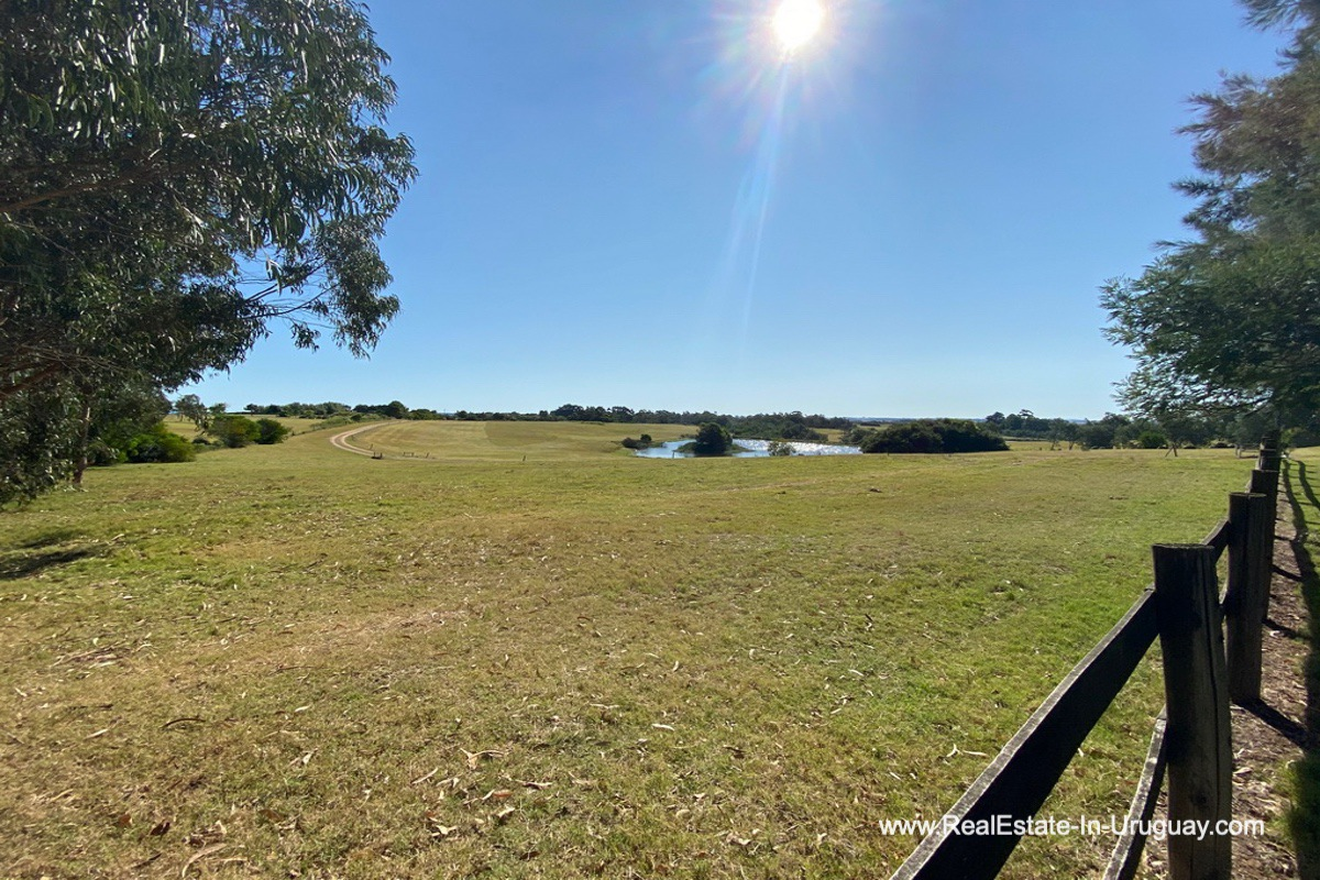 Land of Ranch on 8 Hectares in Jose Ignacio