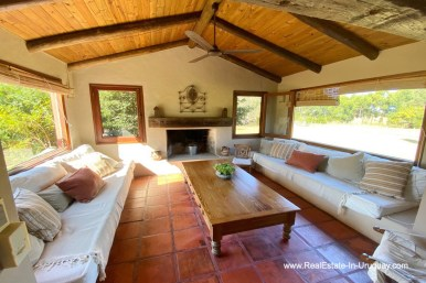 Guest House of Ranch on 8 Hectares in Jose Ignacio