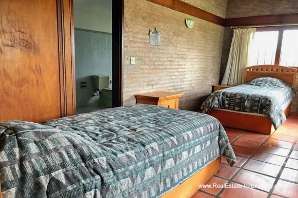 Guestroom of Estancia along the Jose Ignacio River