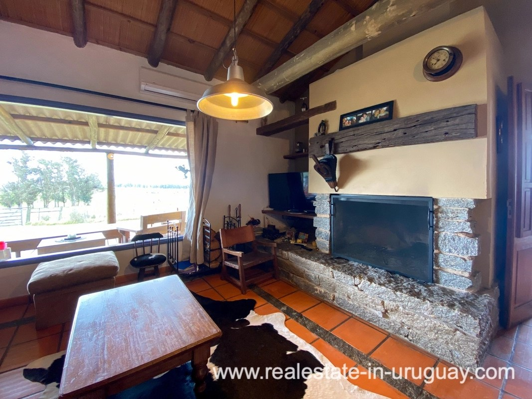 Charming Farm between Ruta 104 and Santa Monica with Country Views