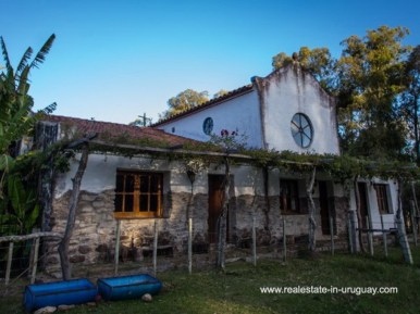 Guest House of Large Touristic Ranch in the Countryside of Uruguay