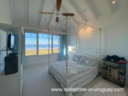 Guestsuite 2 of Large Oceanfront Villa in Punta Ballena