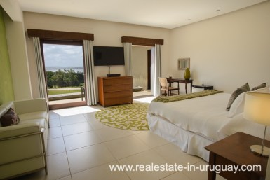 Bedroom Large House with Views to Laguna del Sauce by Punta del Este