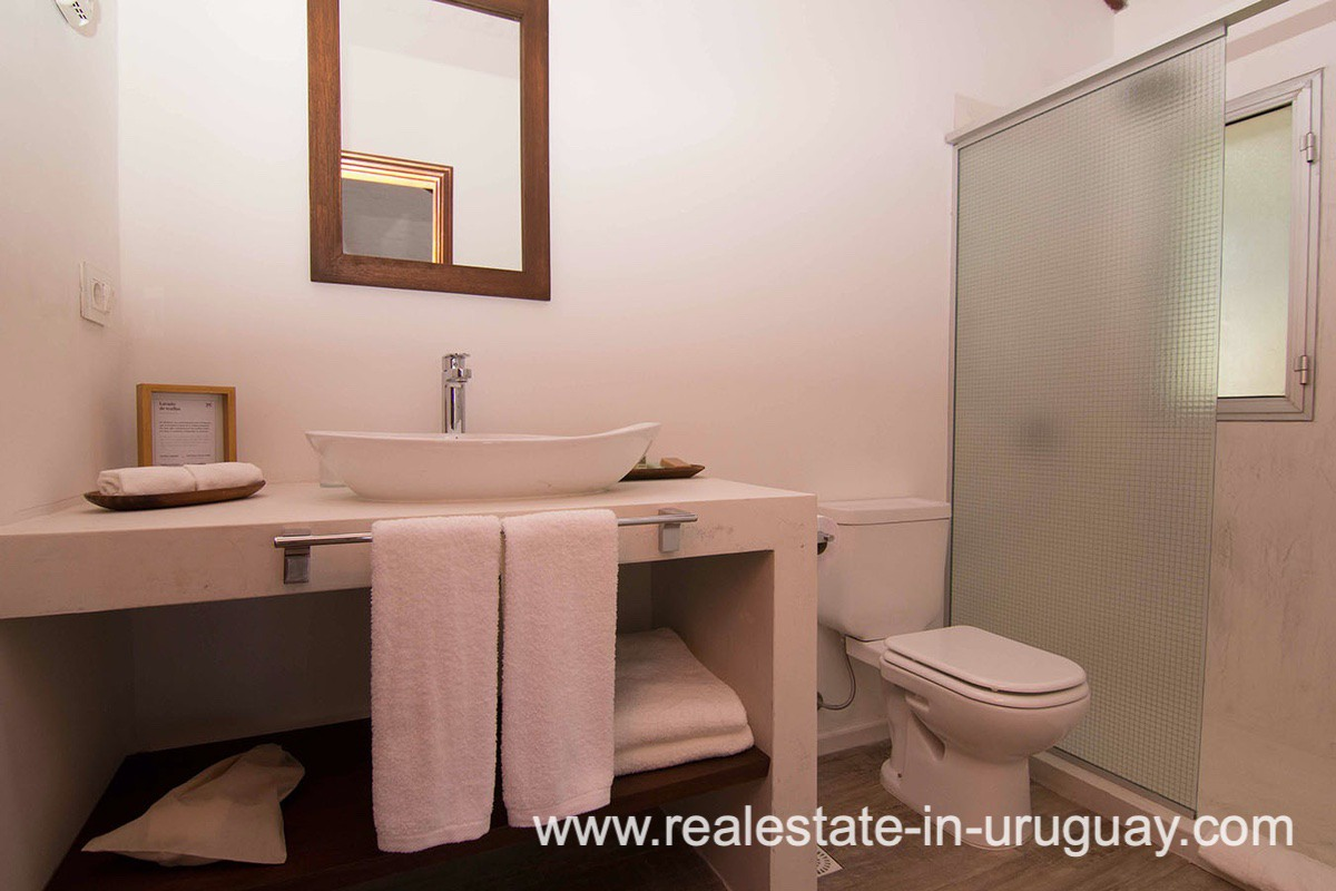 Bathroom of Countryside Property between Jose Ignacio and Garzon