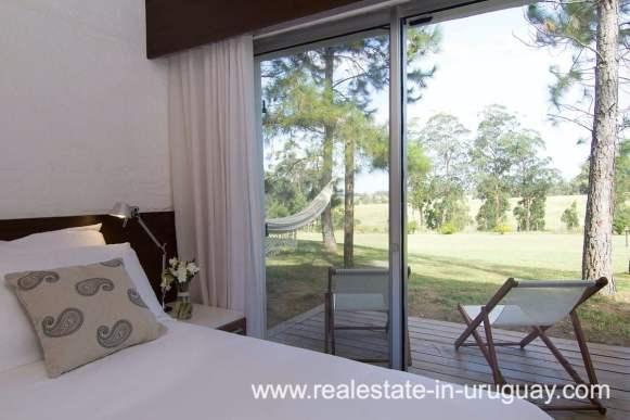 6497 Countryside Property between Jose Ignacio and Garzon - Bedroom View2