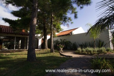 6497 Countryside Property between Jose Ignacio and Garzon - House Front