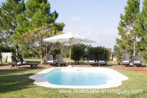 6497 Countryside Property between Jose Ignacio and Garzon - Pool2