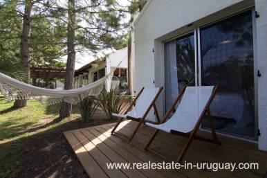 6497 Countryside Property between Jose Ignacio and Garzon - Terrace Bedroom