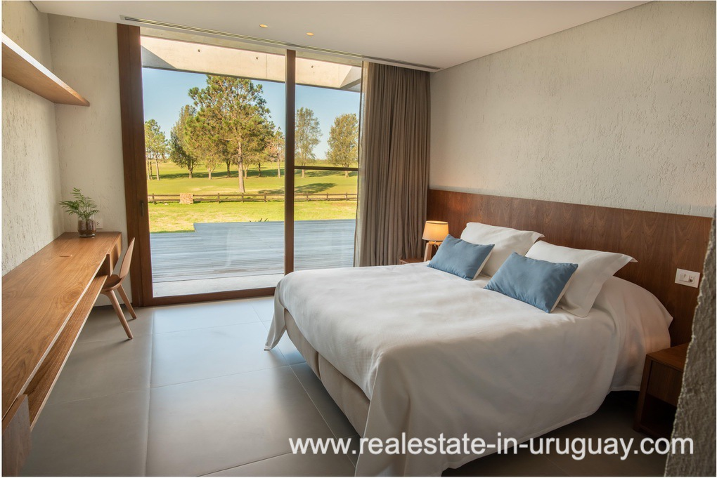 Bedroom of Modern and Style combined with Country Views in Pueblo Mio by Manantiales
