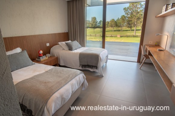 Bedroom 2 of Modern and Style combined with Country Views in Pueblo Mio by Manantiales