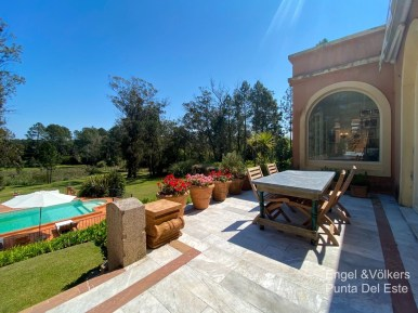 4925 Italian Villa in EL Golf Punta del Este - Terrace