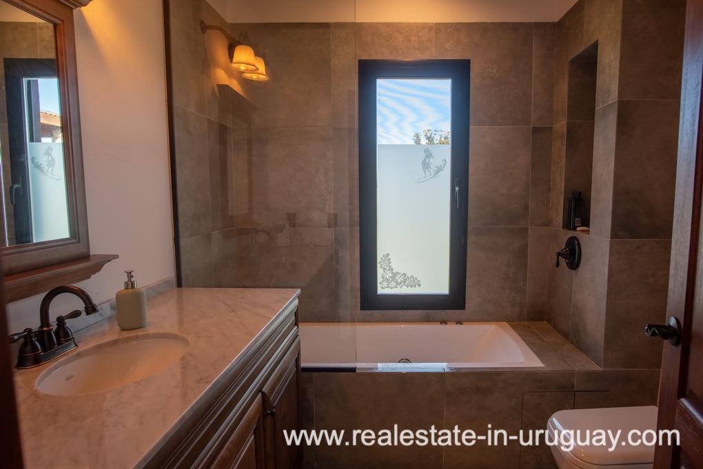 Bathroom 2 of Pueblo Mio by La Barra Golf