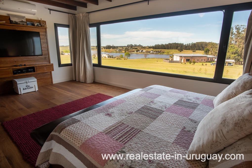Bedroom Views of Pueblo Mio by La Barra Golf