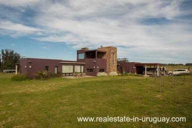 House Outside Pueblo Mio by La Barra Golf