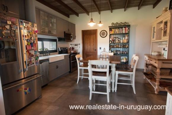Kitchen of Pueblo Mio by La Barra Golf