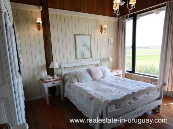 Bedroom 3 of Farm House in El Quijote near Fasano and La Barra
